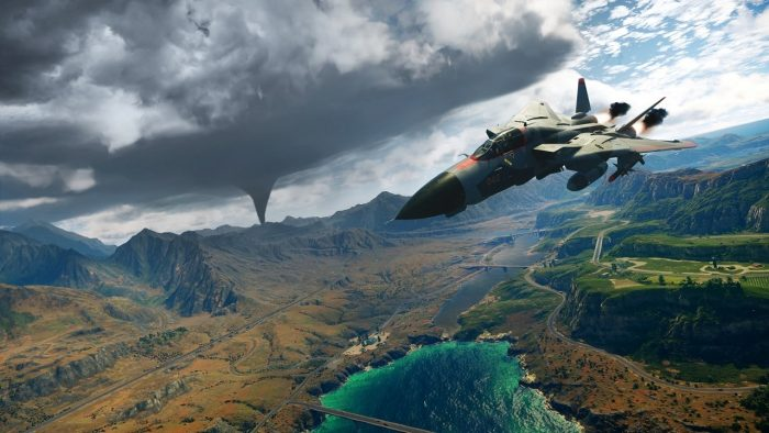 Just Cause 4 grafica