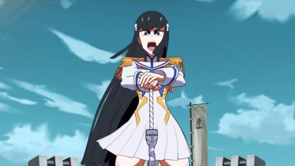 storia kill la kill the game if