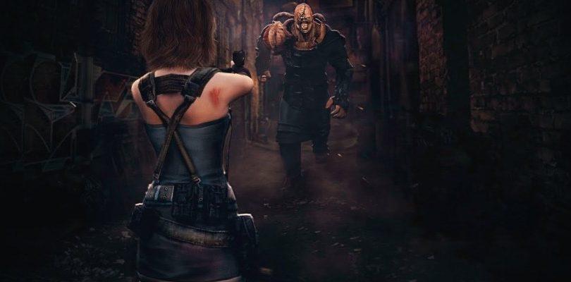 'Resident Evil 3: Nemesis' Remake