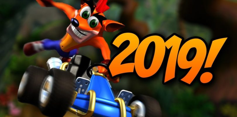 Crash Team Racing 2019