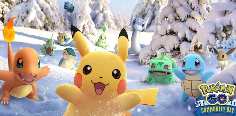 Pikachu con cappellino invernale