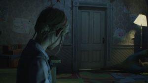 resident evil 2 remake ps4 screen