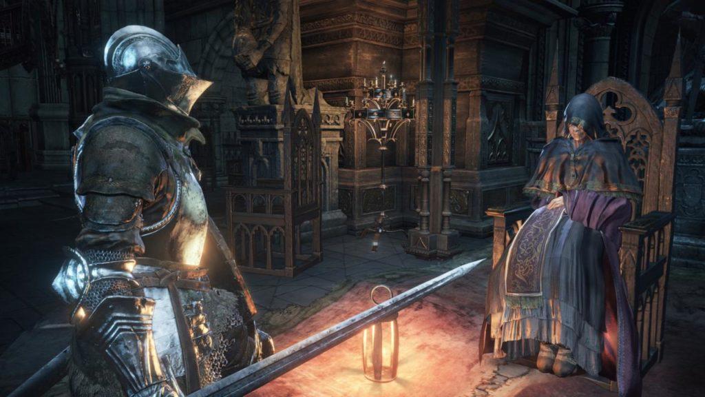 Dark Souls III miglior gioco