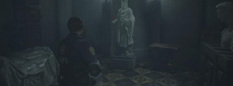 Magnum Resident evil 2