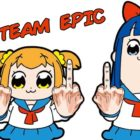 Pop team epic quarta stagione Harada