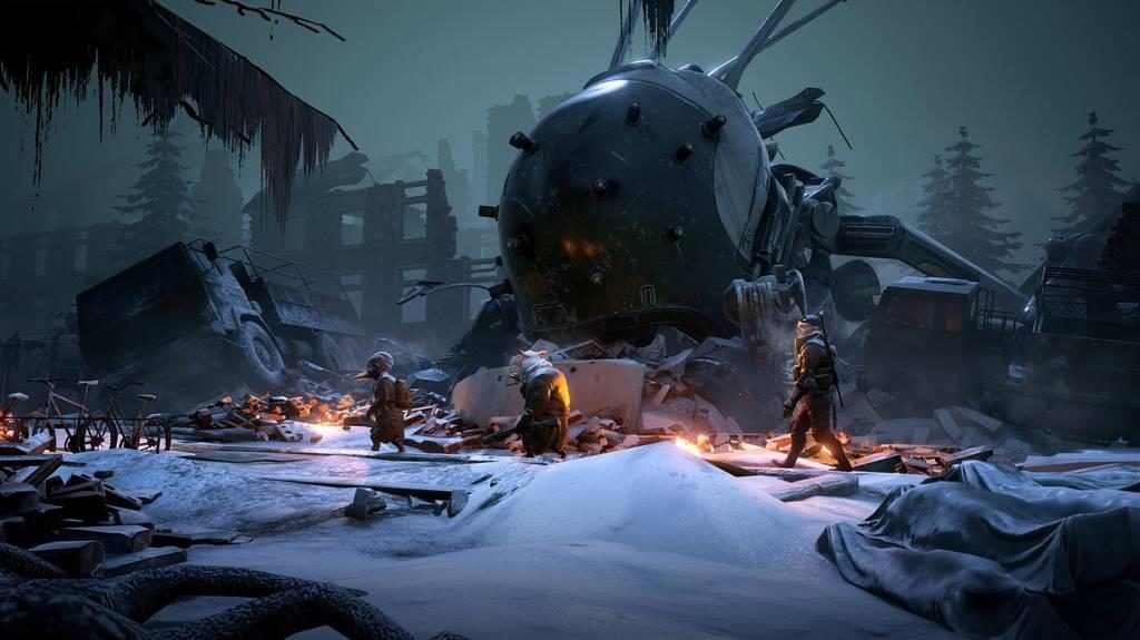Mutant Year Zero: Road to Eden gameplay