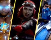Mortal Kombat 11 personaggi