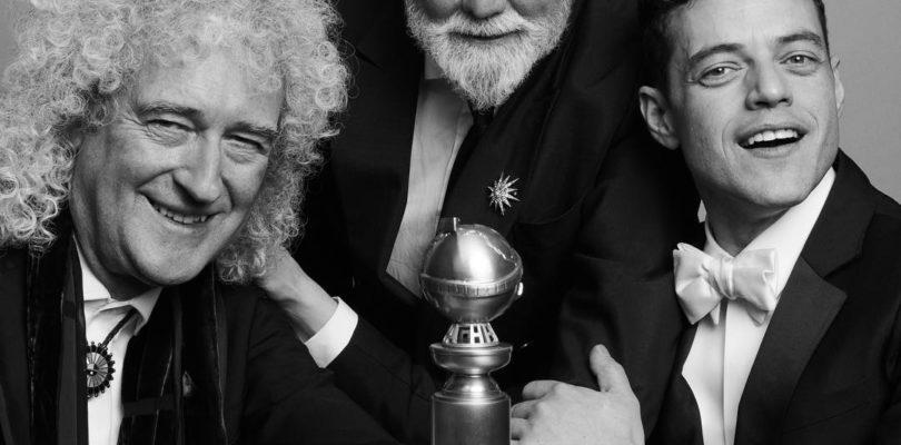 Bohemian Rapsody si aggiudica due Golden Globe