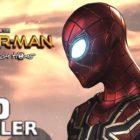 Spider-Man: Far From Home – Rilasciato trailer internazionale