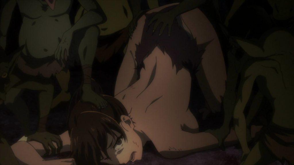 goblin slayer rape