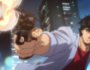 city hunter shinjuku private eyes adattamento in novel
