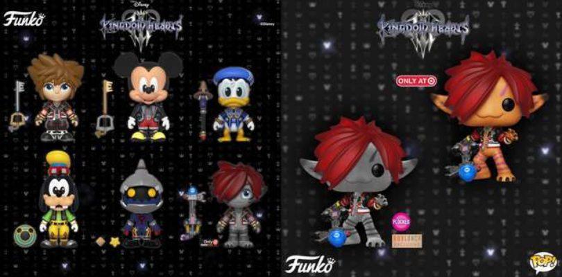 Pop kingdom Hearts 3
