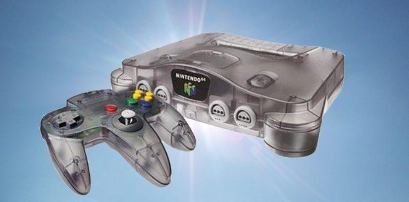 Console classic n64