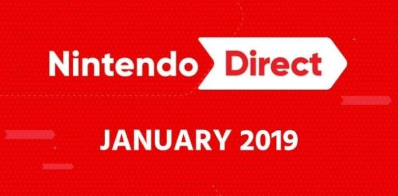 Nintendo direct 2019