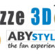 tazze 3d abystyle