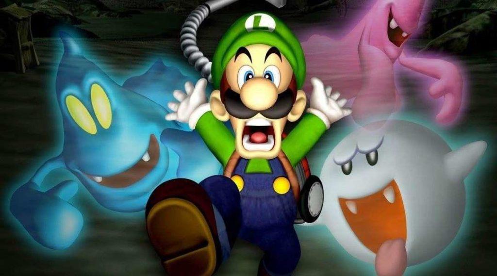 Luigi's Mansion 3 best wallpaper