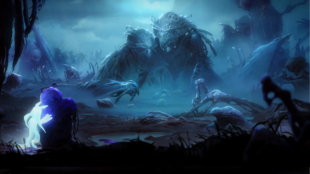 Ori and the will of wisp Xbox one