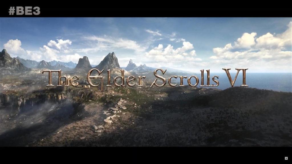 The Elder Scrolls VI uscita