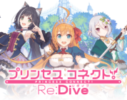 Princess Connect! Re:Dive anime
