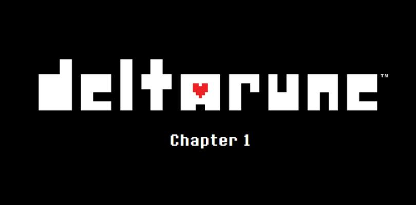 Deltarune: Capitolo 1
