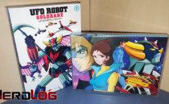 ufo robot goldrake recensione