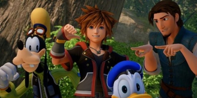 Dlc kingdom hearts 3