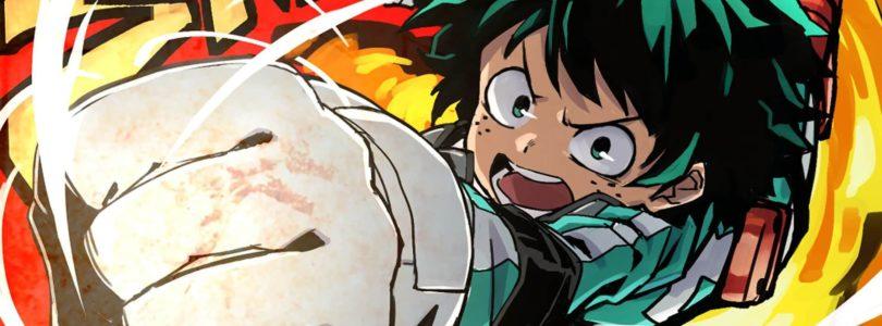 Horikoshi di My Hero Academia il primo straniero a vincere il Korean Comic Award