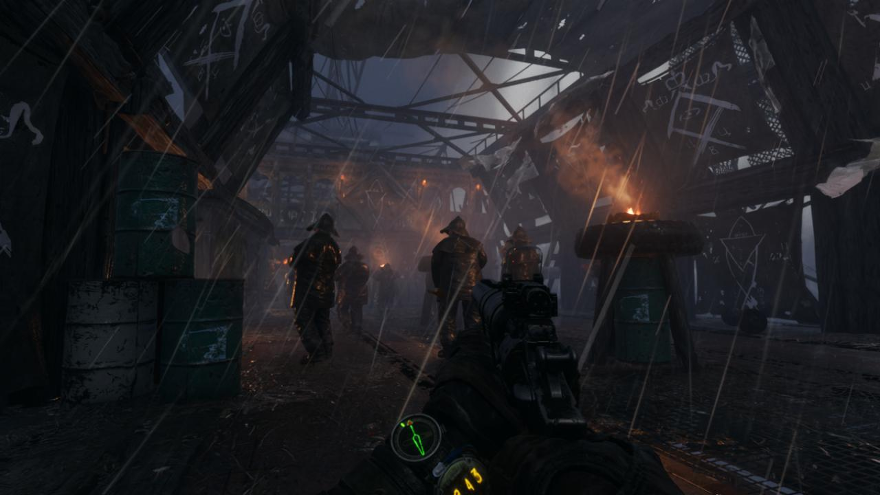 Gameplay Metro Exodus