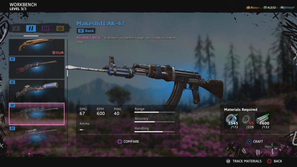 AK-47 (Rank II)