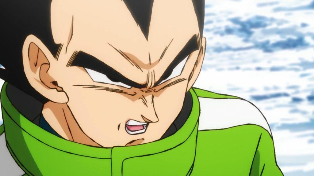 Vegeta Dragon Ball Super