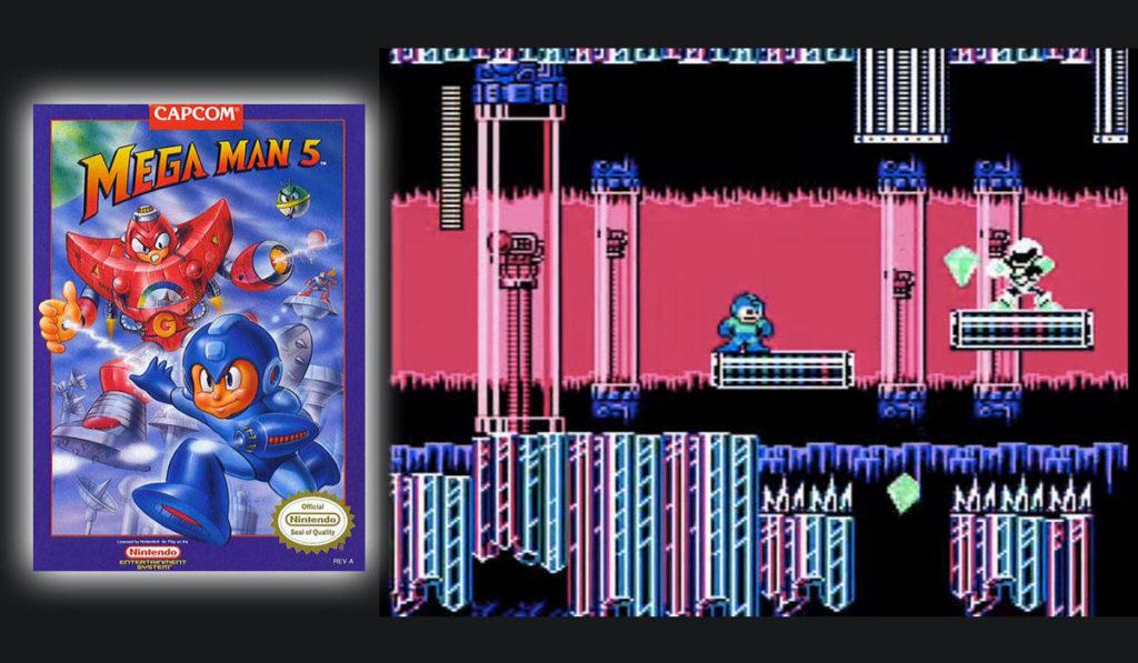 Mega Man 5 (NES)