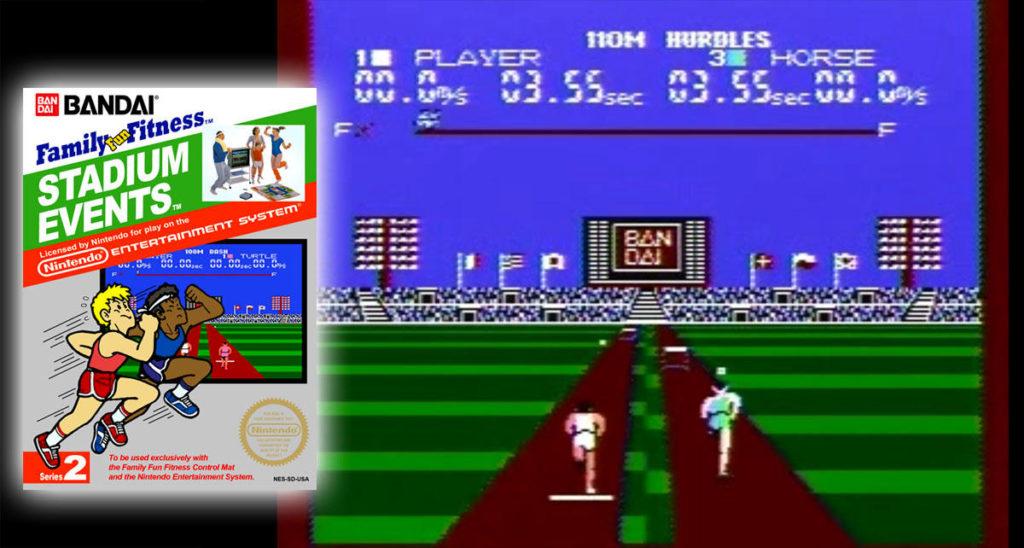 Stadium Events (NES)