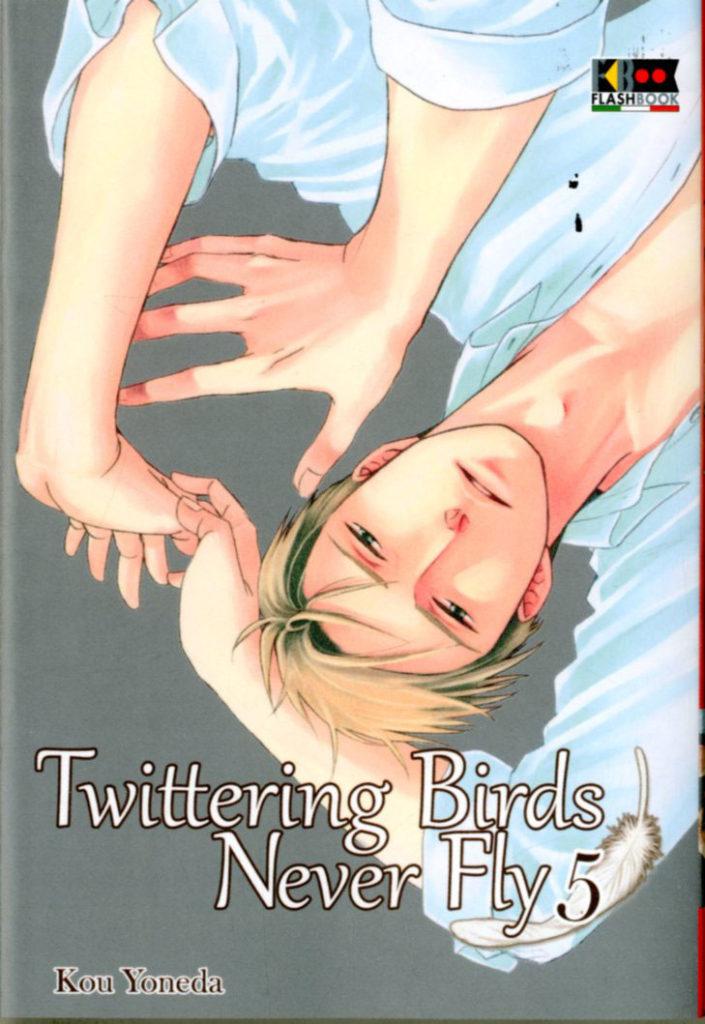 twittering birds never fly manga