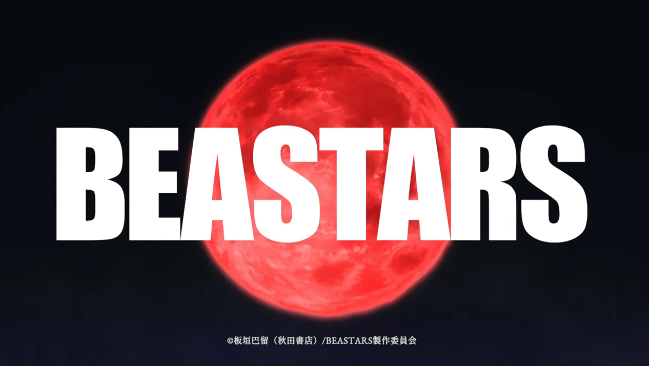 Beastars visual e staff dell'anime