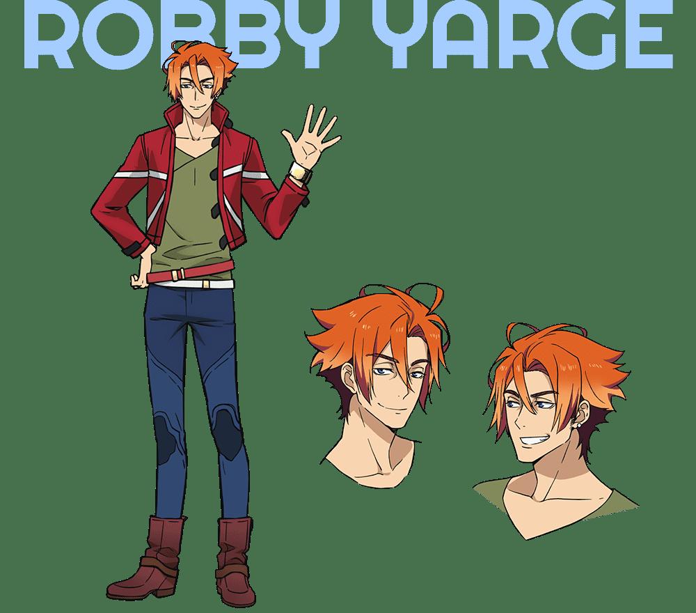 visual robby