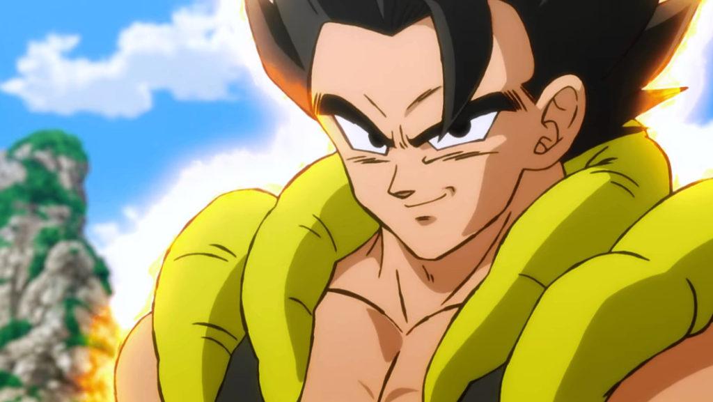 Gogeta Dragon Ball Super