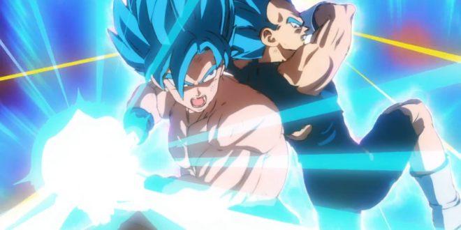 kamehameha Goku e Vegeta