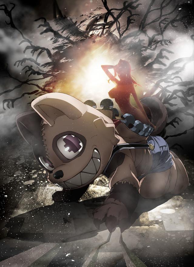 gleipnir anime visual