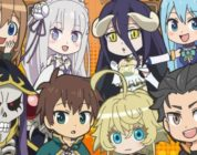 Isekai Quartet nuovo video promo