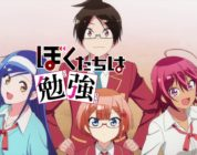 We never learn video promo