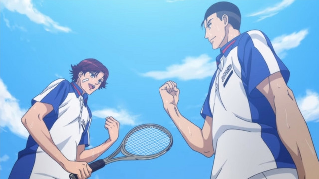 prince of tennis best games ova