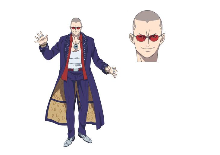 shometsu toshi- Jack visual