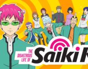 The disastrous life of saiki k netflix