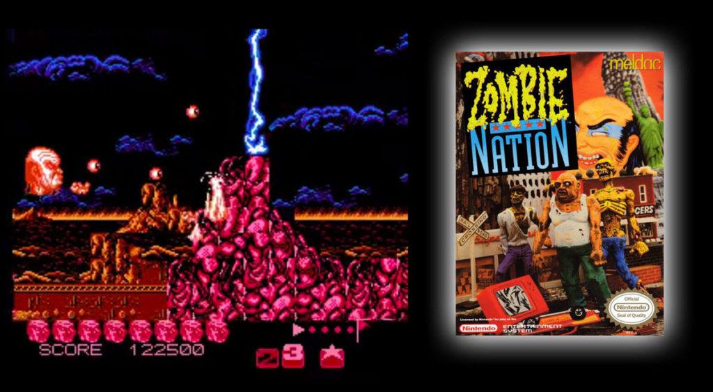 Zombie Nation (NES)