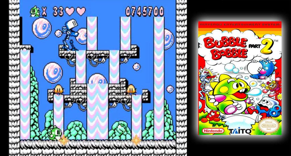 Bubble Bobble Part 2 (NES)