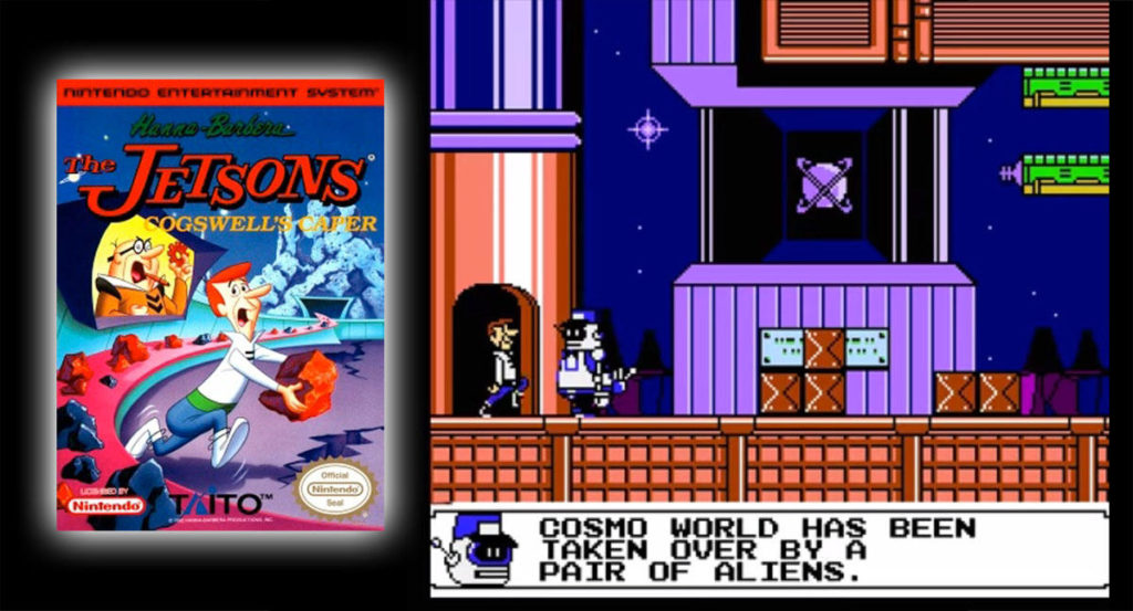 The Jetsons: Cogswell's Caper (NES)