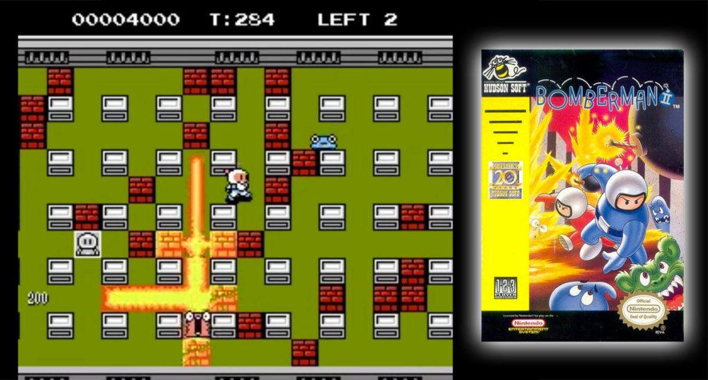 Bomberman 2 (NES)