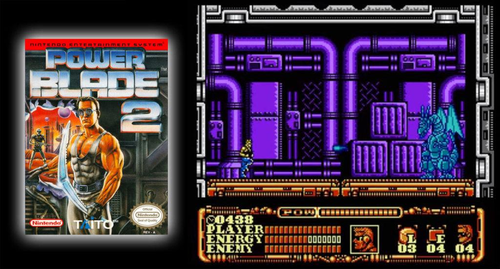 Power Blade 2 (NES)