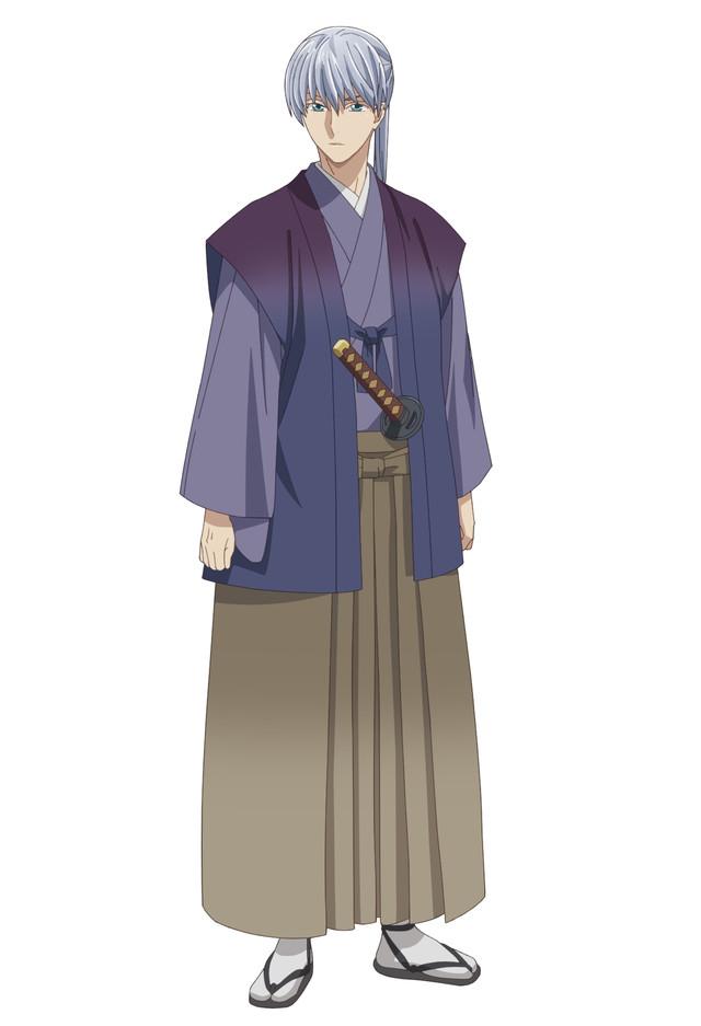 Wakanovu visual Ikeda Tsuneoki