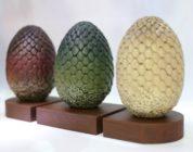 uova di drago Game of Thrones